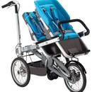 Велосипед Eltreco Taga с Двумя Креслами