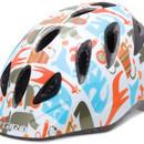 Велосипед Giro RASCAL White orange zoo