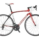 Велосипед Bianchi Infinito Ultegra Compact Red Wind XLR