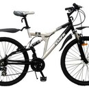 Велосипед Stark Indy FS