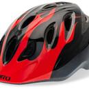 Велосипед Giro RASCAL Black red flame