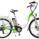 Велосипед Eltreco White