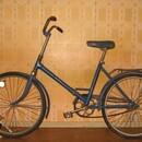 Велосипед СССР Салют