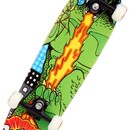 Скейт Blast Godzilla Cruiser 7.75