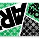 Скейт Alien WorkShop (AWS) Saari Battles Large