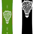 Сноуборд Amplid Greenlight Freeride Board