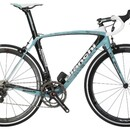 Велосипед Bianchi Oltre XR Super Record EPS Compact Red Wind XLR