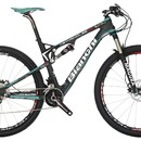 Велосипед Bianchi Methanol 29 FS Red Metal 29 XL