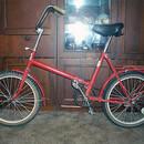 Велосипед СССР Кама