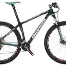 Велосипед Bianchi Methanol 29 SL Team Replica Red Metal 29 XL