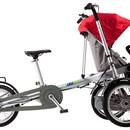 Велосипед Eltreco Taga с Одним Креслом