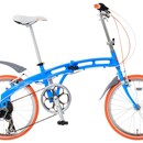 Велосипед Doppelganger 208 Blue Gate