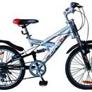 Велосипед Joerex Kidster FS 20 (STN520)
