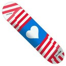 Скейт Chocolate Chico Brenes Stars And Bars 2 Deck