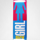 Скейт Girl Rick McCrank