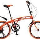 Велосипед Doppelganger 212 Tangerin