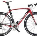 Велосипед Bianchi Oltre XR Ultegra Di2 Compact Red Wind XLR
