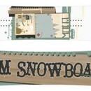 Сноуборд Atom Hollydays