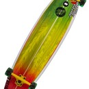 Скейт Santa Cruz Big Wave Rasta Shark