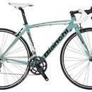 Велосипед Bianchi Via Nirone 7 Dama Bianca Tiagra Compact