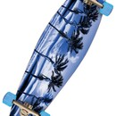 Скейт Palisades Blue Fantasy Palms