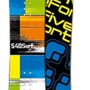 Сноуборд FiveForty Snowboards Surf