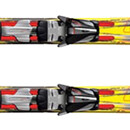 Лыжи Volkl Supersport S2 yellow