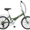 Велосипед Schwinn World FOLDING