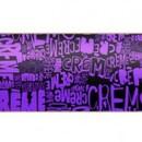 Скейт Creme Wall II Purple