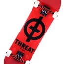 Скейт Zero Threat Cast Red 7.5