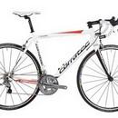 Велосипед Corratec Dolomiti Shimano Tiagra white/red/black