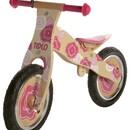 Велосипед Tidlo T-0002 First Bike Pink
