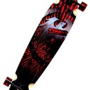 Скейт Never Summer Tyrant pin