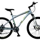 Велосипед BLACK AQUA Windstorm 26
