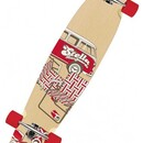 Скейт Stella Longboards Kicktail Slow Dayz
