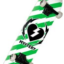 Скейт Mystery Green Lightning 8.0