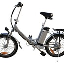 Велосипед Ecobike Urban Silver