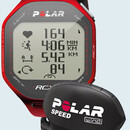 Велосипед Polar RCX5 Bike red