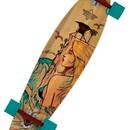 Скейт Dusters Crusher Longboard Bamboo